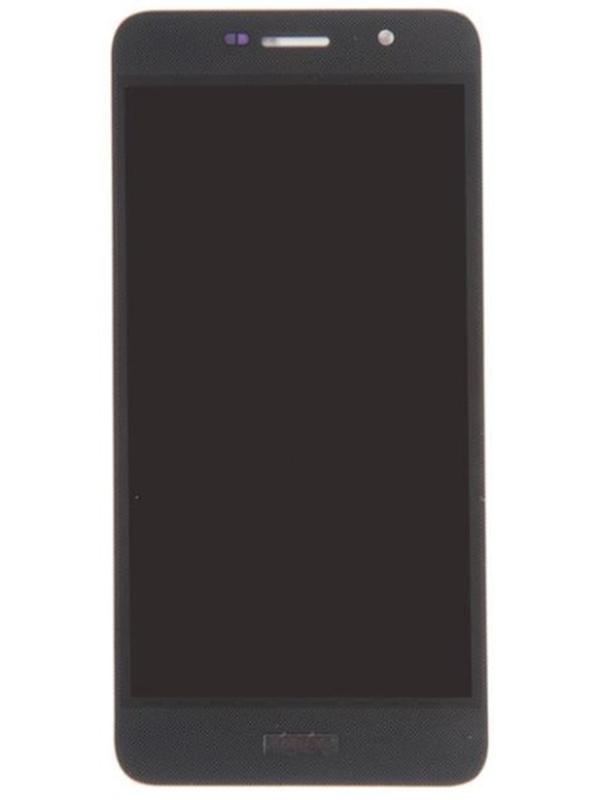 Купить Дисплей RocknParts для Huawei Y6 Pro / Honor 4c Pro в сборе с тачскрином Black 548235