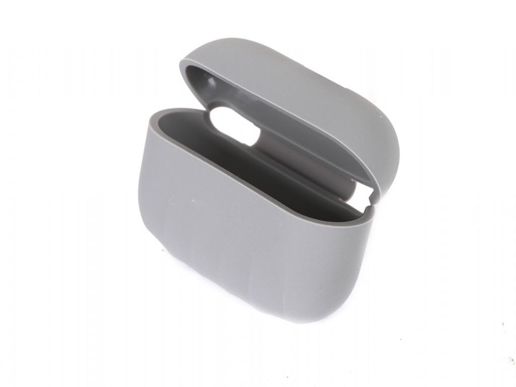 Чехол Baseus Shell Pattern Silica Gel Case Grey WIAPPOD-BK0G