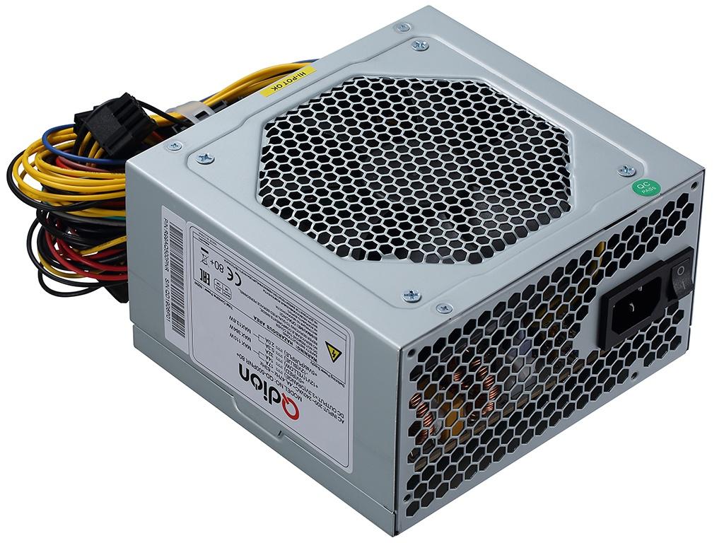 Купить Блок питания FSP Q-Dion QD-500PNR 80+