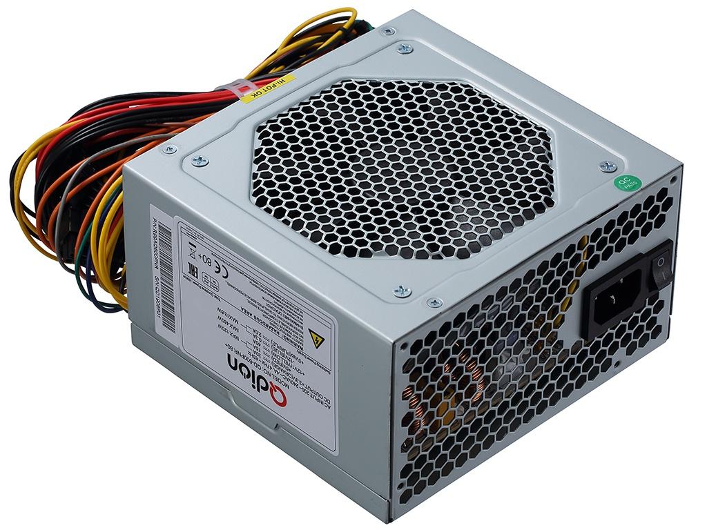 Купить Блок питания FSP Q-Dion QD-600PNR 80+
