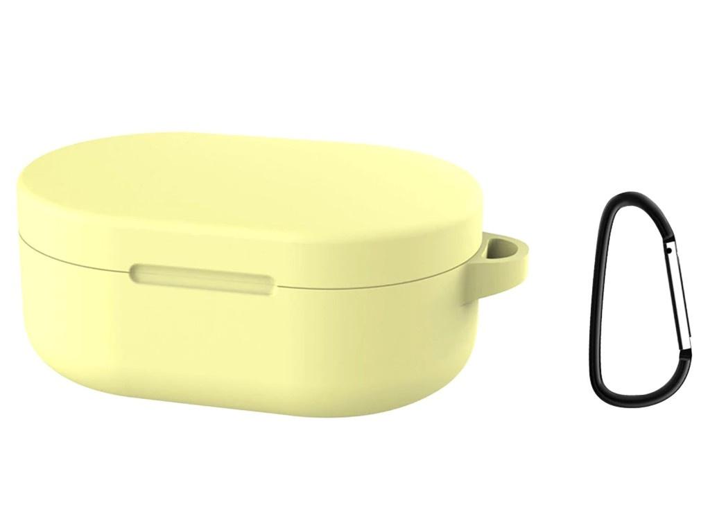 Купить Чехол Activ AD002 для Xiaomi Redmi AirDots Yellow 113954