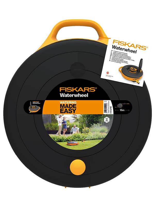 Шланг Fiskars 3/8 9mm 15m 1020436