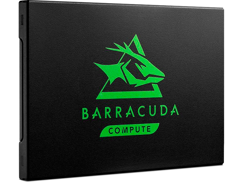 Твердотельный накопитель Seagate BarraCuda 120 250Gb ZA250CM1A003