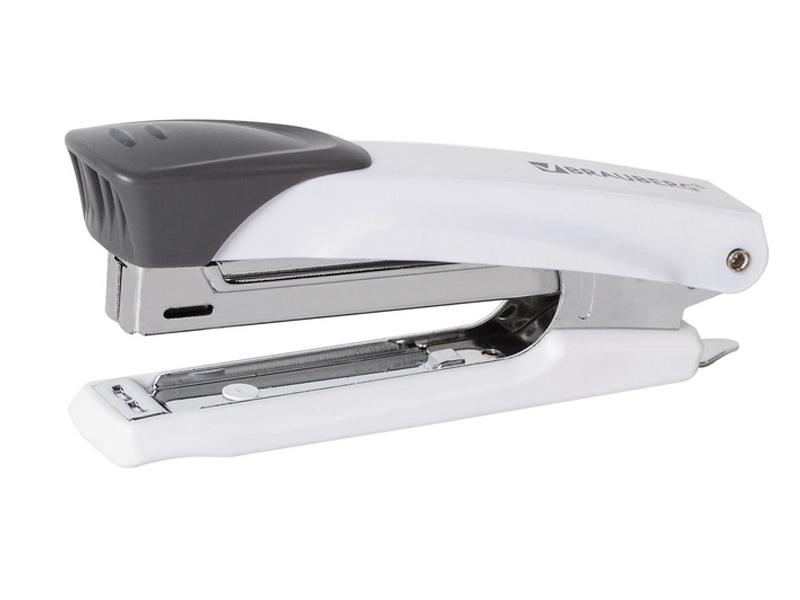 Купить Степлер Brauberg Universal+ №10 до 12 листов White 227778