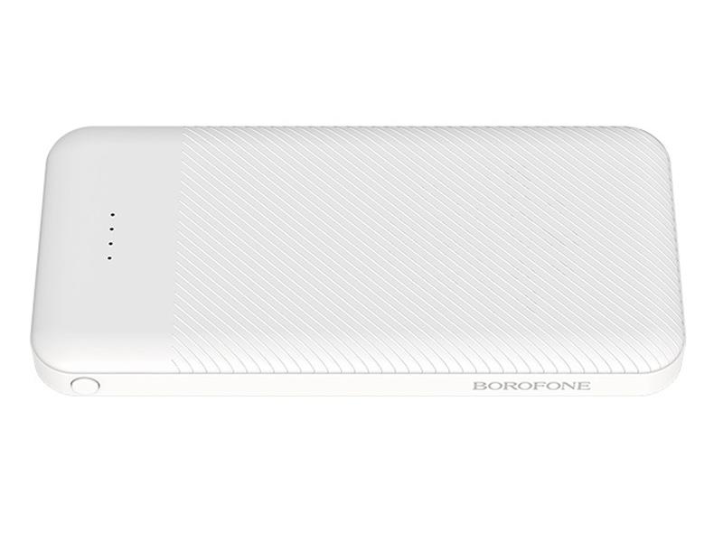 Внешний аккумулятор Borofone Power Bank BT27 Sea 10000mAh White
