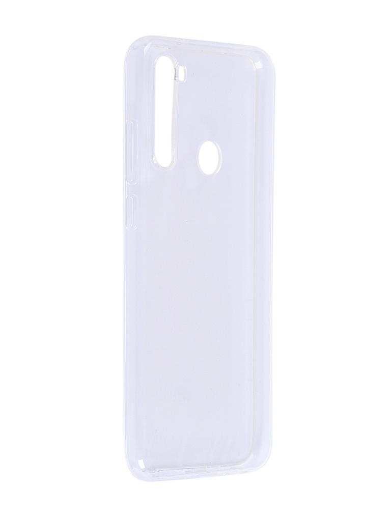 Чехол Pero для Xiaomi Redmi Note 8T Silicone Transparent CC01-RN8TTR