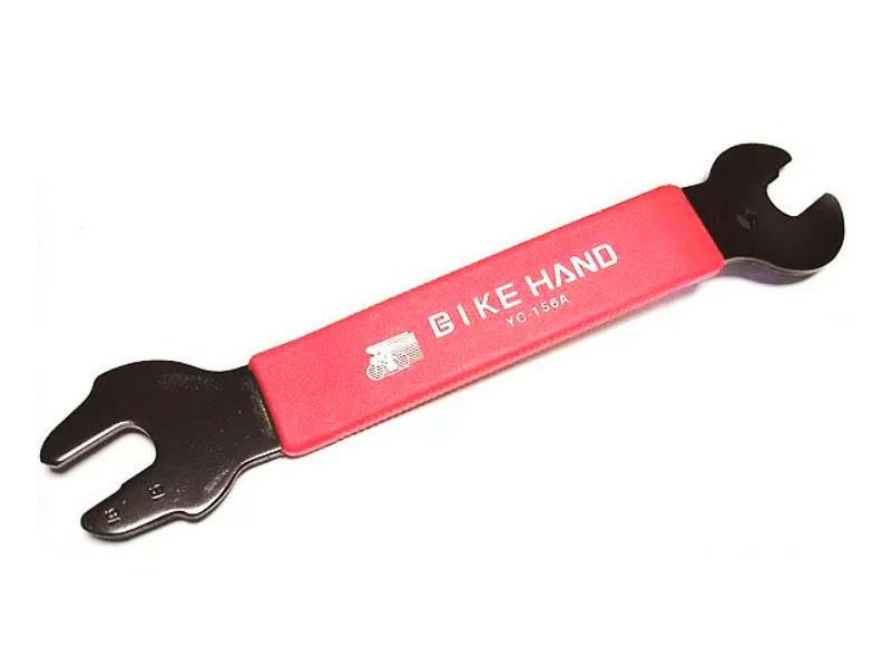 Инструмент Ключ педальный Bike Hand YC-156A
