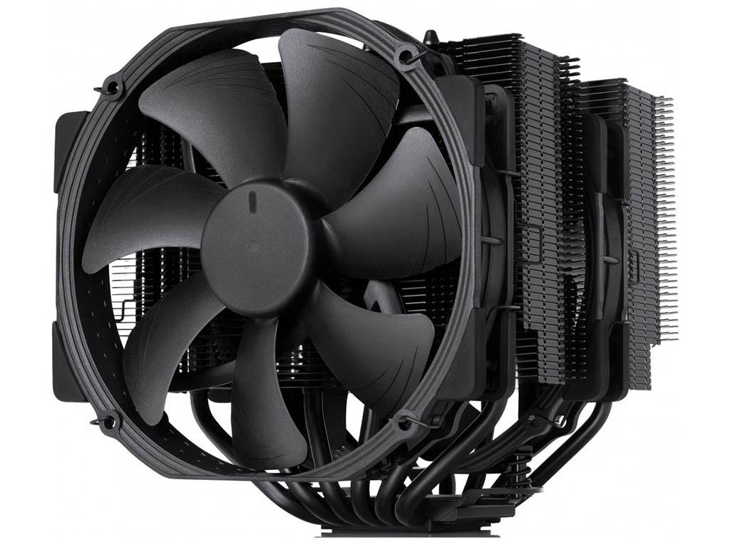 Кулер Noctua NH-D15 Chromax Black (Socket 1150/1151/1155/1156/2011/2011-3/2066/AM2/AM2+/AM3/AM3+/AM4/FM1/FM2/FM2+)