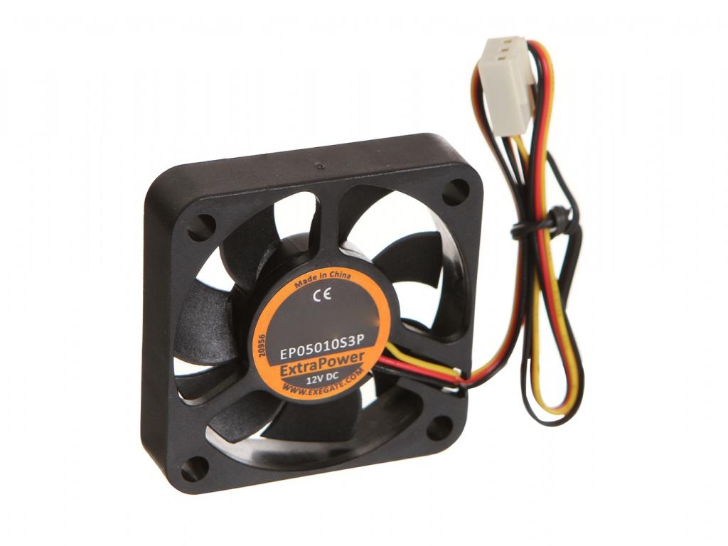 Купить Вентилятор ExeGate ExtraPower 50x50x10mm 5000RPM EP05010S3P
