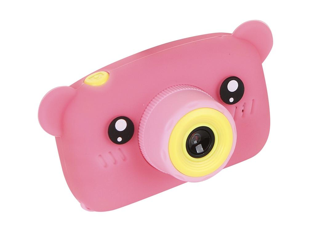 Фотоаппарат Veila Мишка Children S Fun Camera 3445 Pink