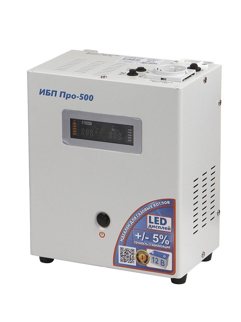 Источник бесперебойного питания Энергия Pro 500