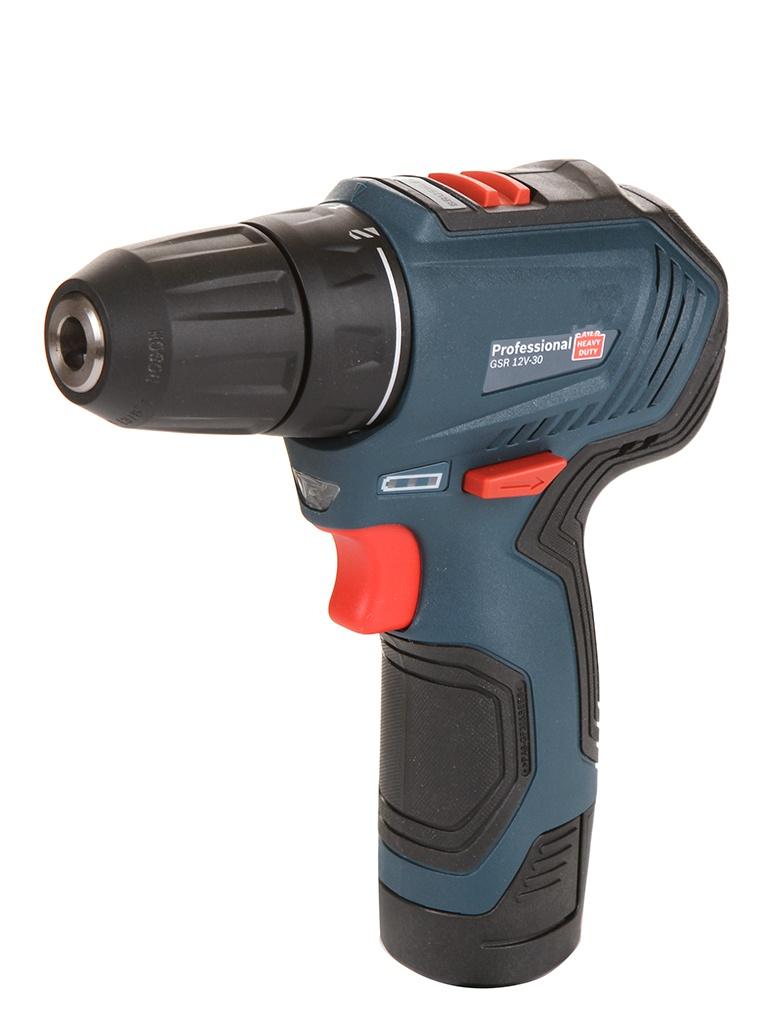 Электроинструмент Bosch GSR 12V-30 06019G9020