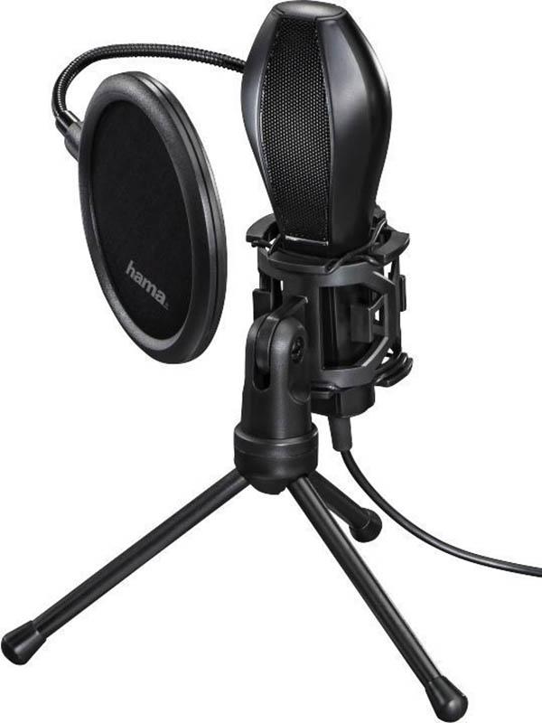 Микрофон Hama Stream 00139907