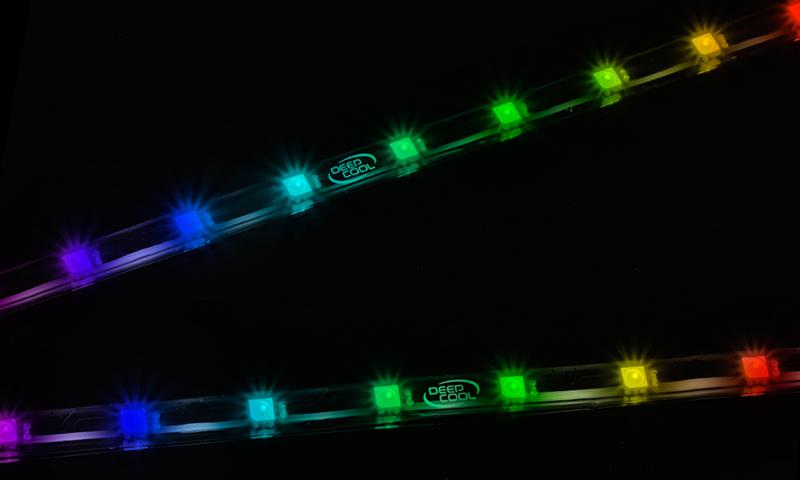 Светодиодная лента DeepCool RGB 200PRO