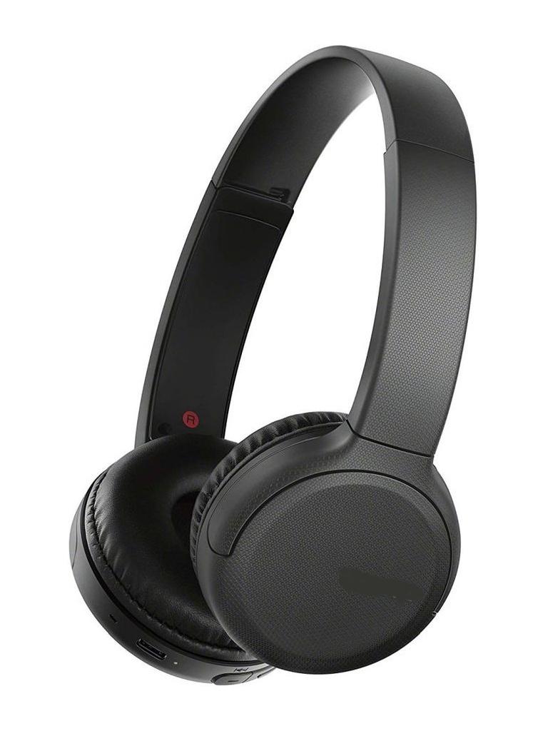 Наушники Sony WH-CH510 Black Выгодный набор + серт. 200Р!!!