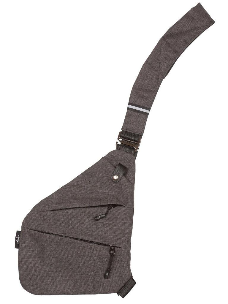 Фото - Сумка Mobylos Flex скрытого ношения Grey 30432 рюкзак mobylos compact green 30382