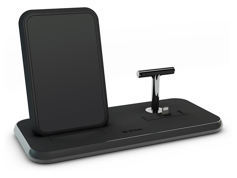 Зарядное устройство Zens Stand+Dock ZEDC06 Black ZEDC06B/00