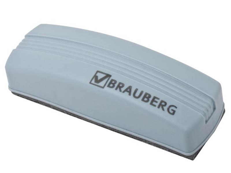 Фото - Стиратель для магнитно-маркерной доски Brauberg 230756 магнитный стиратель для досок starboard sba001