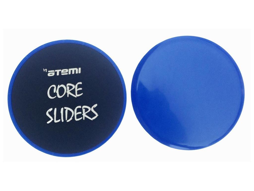 Диски для скольжения Atemi ACS01 18cm
