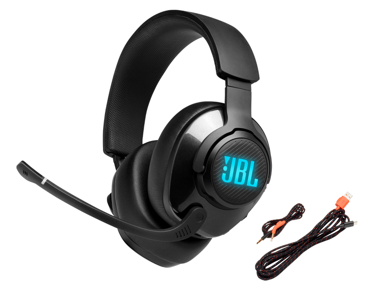 Наушники JBL Quantum 400 Black
