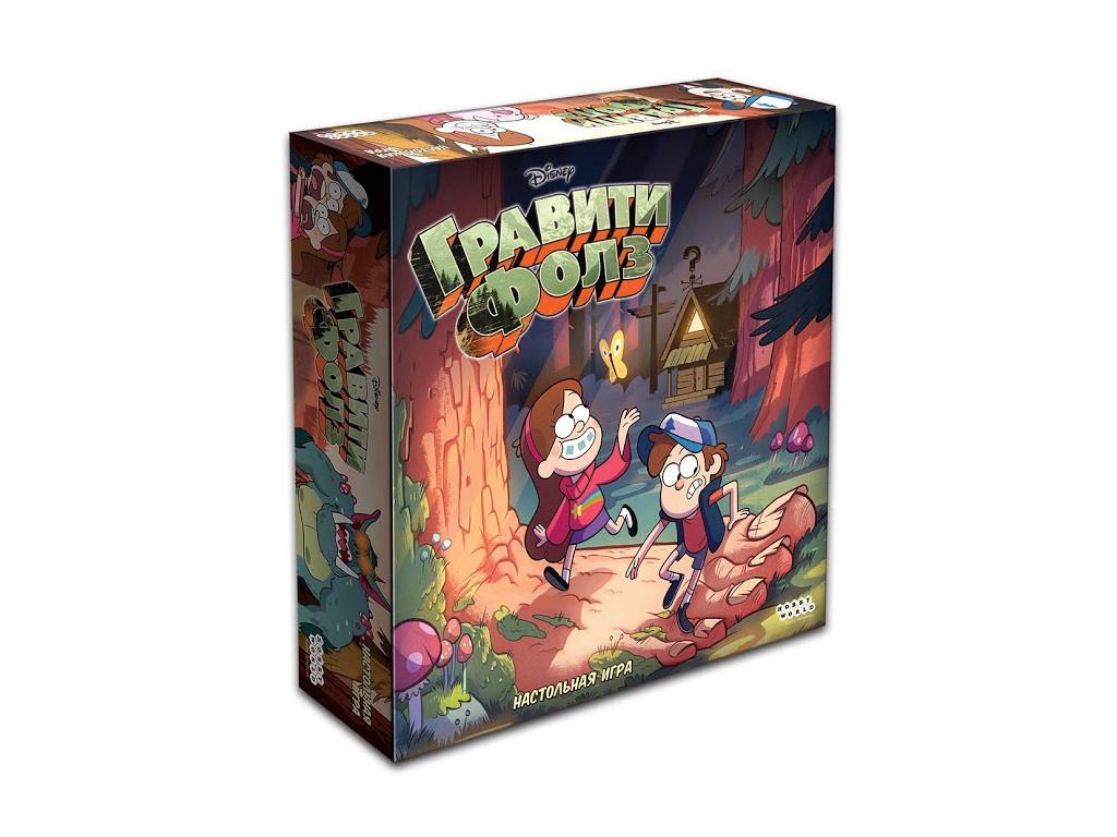 Настольная игра Hobby World Гравити Фолз 2020 915210