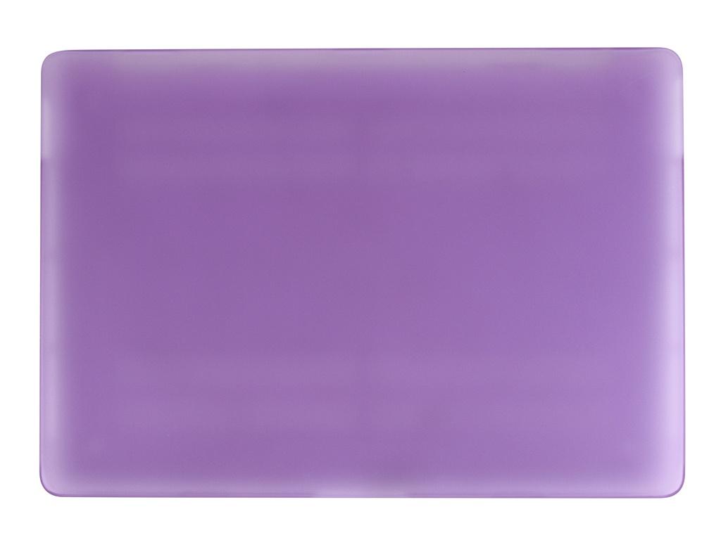 Аксессуар Чехол Gurdini для APPLE Macbook Pro 16 New 2019 Plastic Matt Lilac 912522