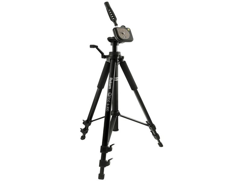 Штатив Rekam QPod S-300 штатив rekam qpod s 300 напольный серый 1050гр