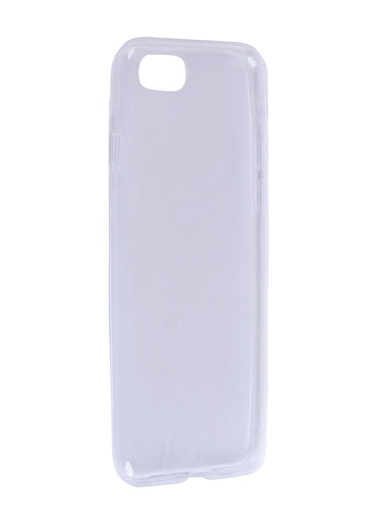 Чехол iBox для APPLE iPhone SE 2020 Crystal Silicone Transparent УТ000020571