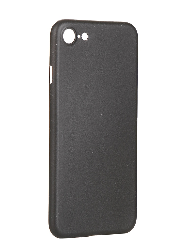 Чехол iBox для APPLE iPhone SE (2020) / 8 UltraSlim Black УТ000020908
