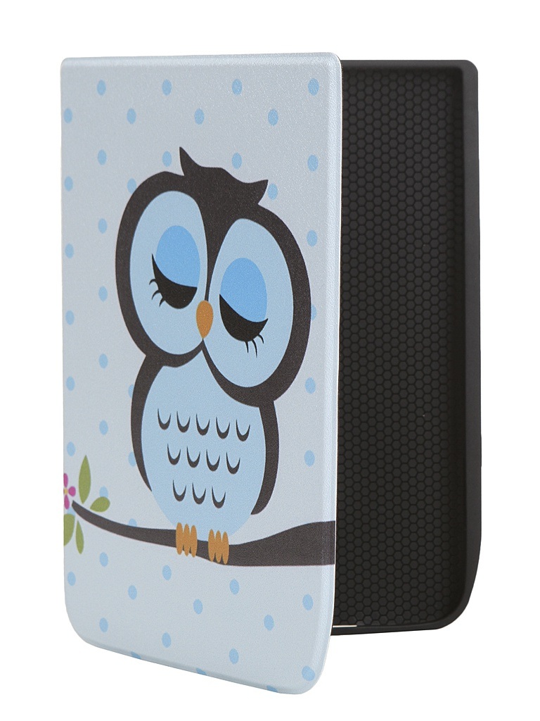 Аксессуар Чехол BookCase для Pocketbook 740 Print Owl BC-PB740-SF-OWL