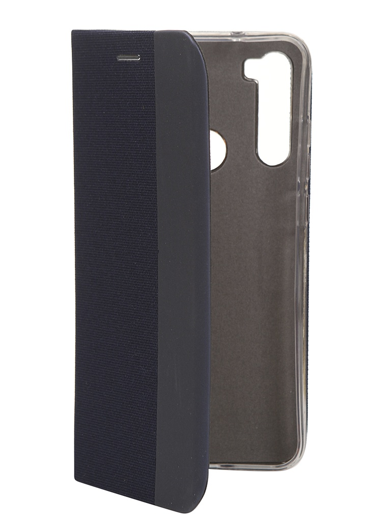 Чехол Fono для Xiaomi Redmi Note 8T Folio Case Blue 9973