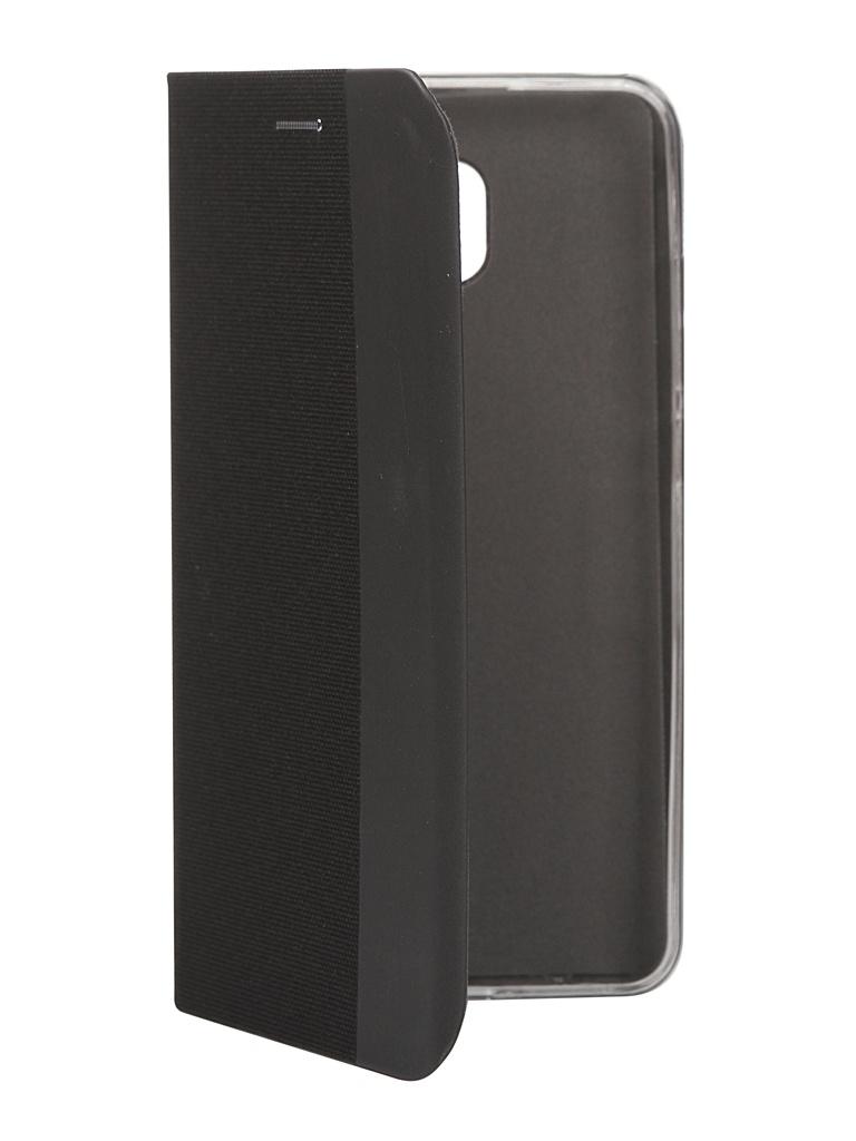 Чехол Fono для Xiaomi Redmi 8A Folio Case Black 2455