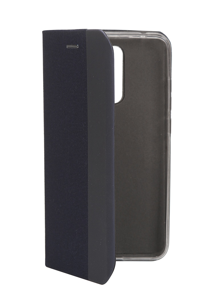 Чехол Fono для Xiaomi Redmi 8 Folio Case Blue 9971