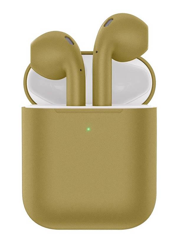 Наушники Hoco ES32 Original Series TWS Gold наушники hoco es28 original series apple champagne gold