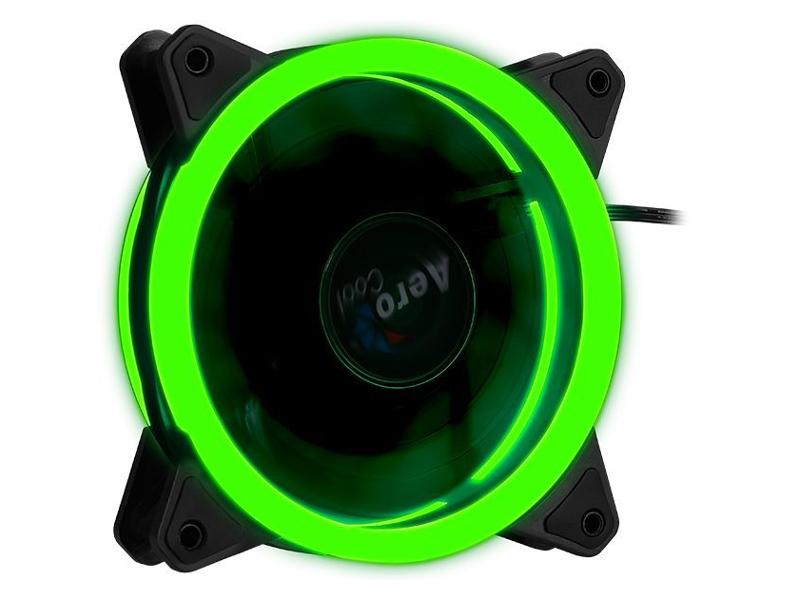 Вентилятор AeroCool Fan Rev RGB 120mm 4713105960969