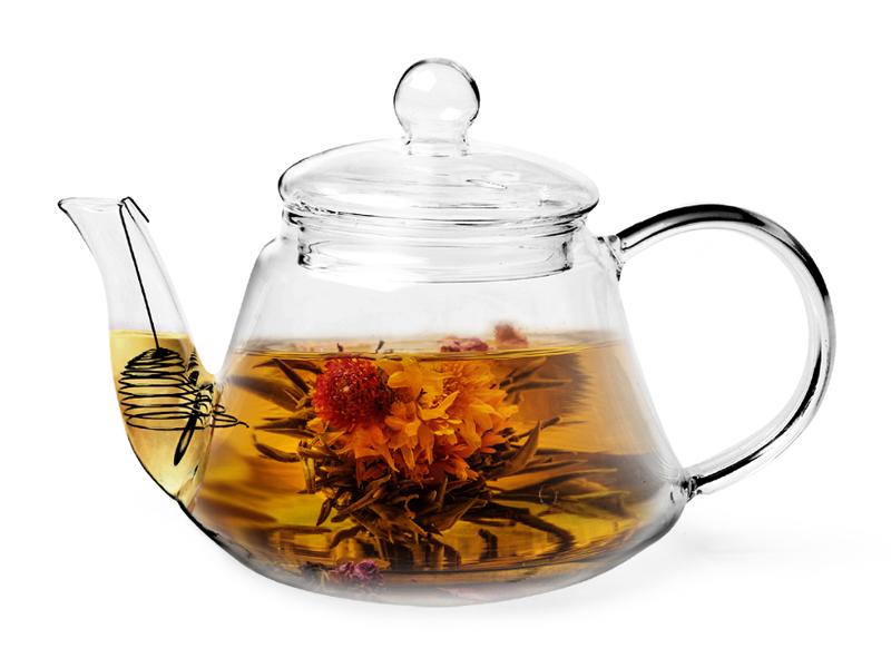 Заварочный чайник Fissman 1L 9450