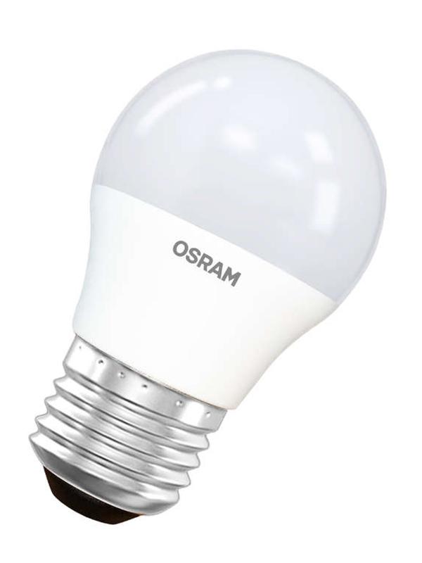Лампочка Osram LS CLP 60 E27 6.5W/840 220-240V 550Lm 4058075134324 лампочка osram ls mr16 80 110 gu5 3 7 5w 830 220 240v 700lm 4058075229068