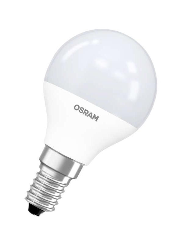 Лампочка Osram LS CLP 60 E14 6.5W/830 220-240V 550Lm 4058075134294 лампочка osram ls mr16 80 110 gu5 3 7 5w 830 220 240v 700lm 4058075229068