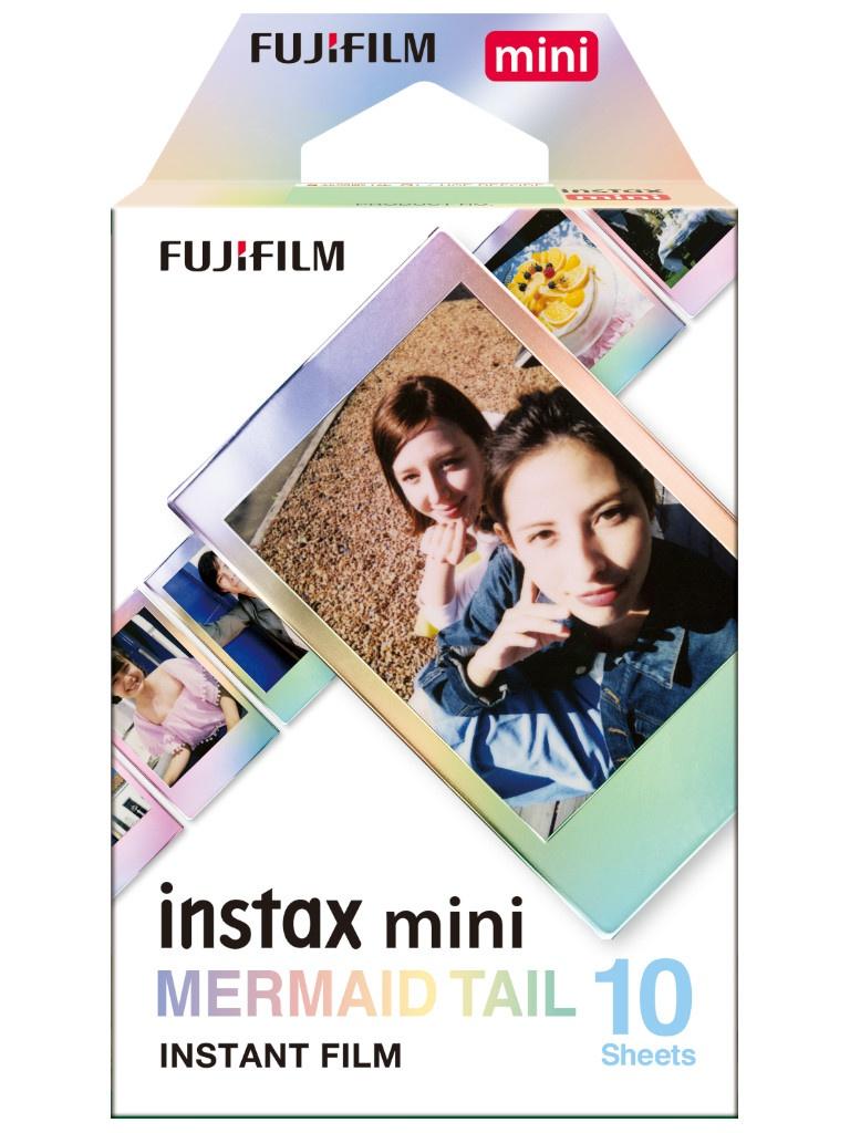 Fujifilm Instax Mini Film Mermaid Tail WW1 10/PK для 16648402