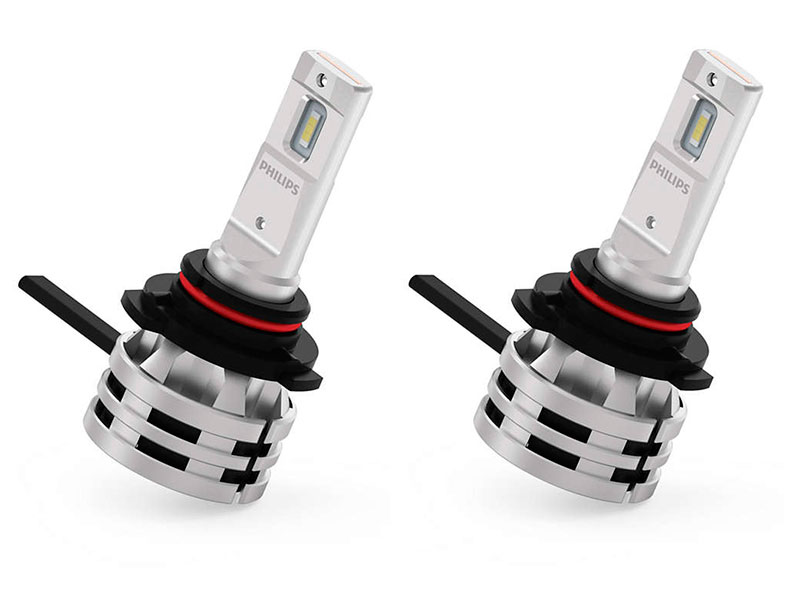 Лампа Philips Ultinon Essential LED HB3/HB4 12V/24V 6500K 2 шт 11005UE2X2