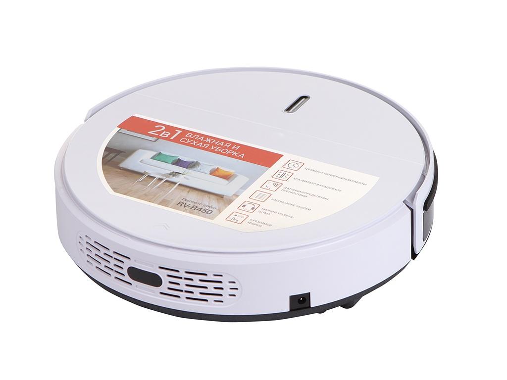 Робот-пылесос Redmond RV-R450