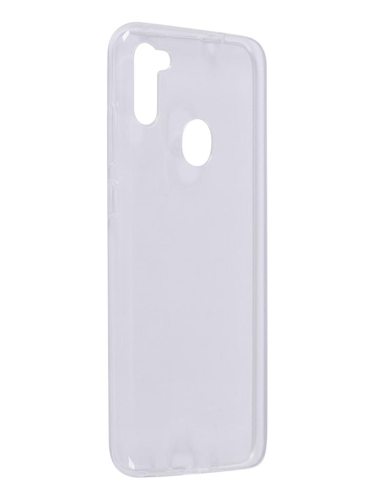 Чехол Neypo для Samsung Galaxy A11 (2020) Silicone Transparent NST16941