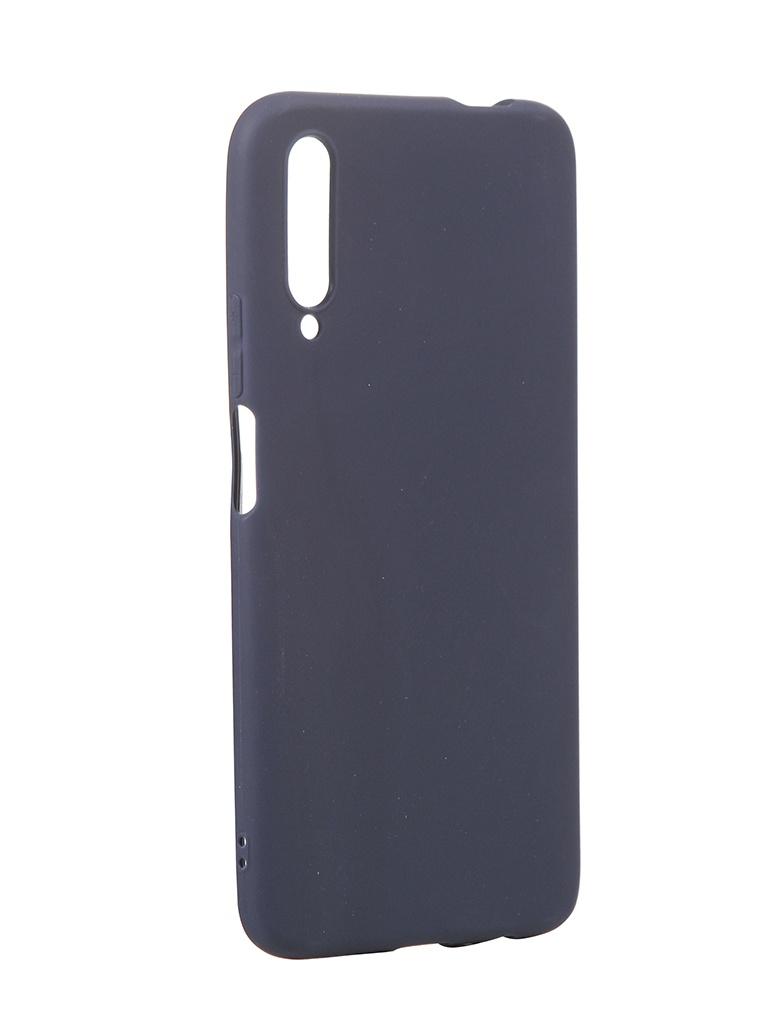 Чехол Neypo для Huawei Y9S 2020 Silicone Soft Matte Dark Blue NST16545