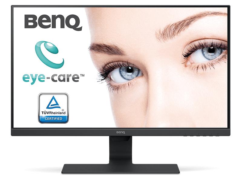 Монитор BenQ GW2780E Black 9H.LGELB.FBE