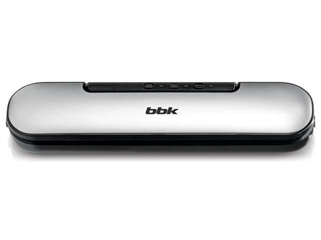 Вакуумный упаковщик BBK BVS601 Silver