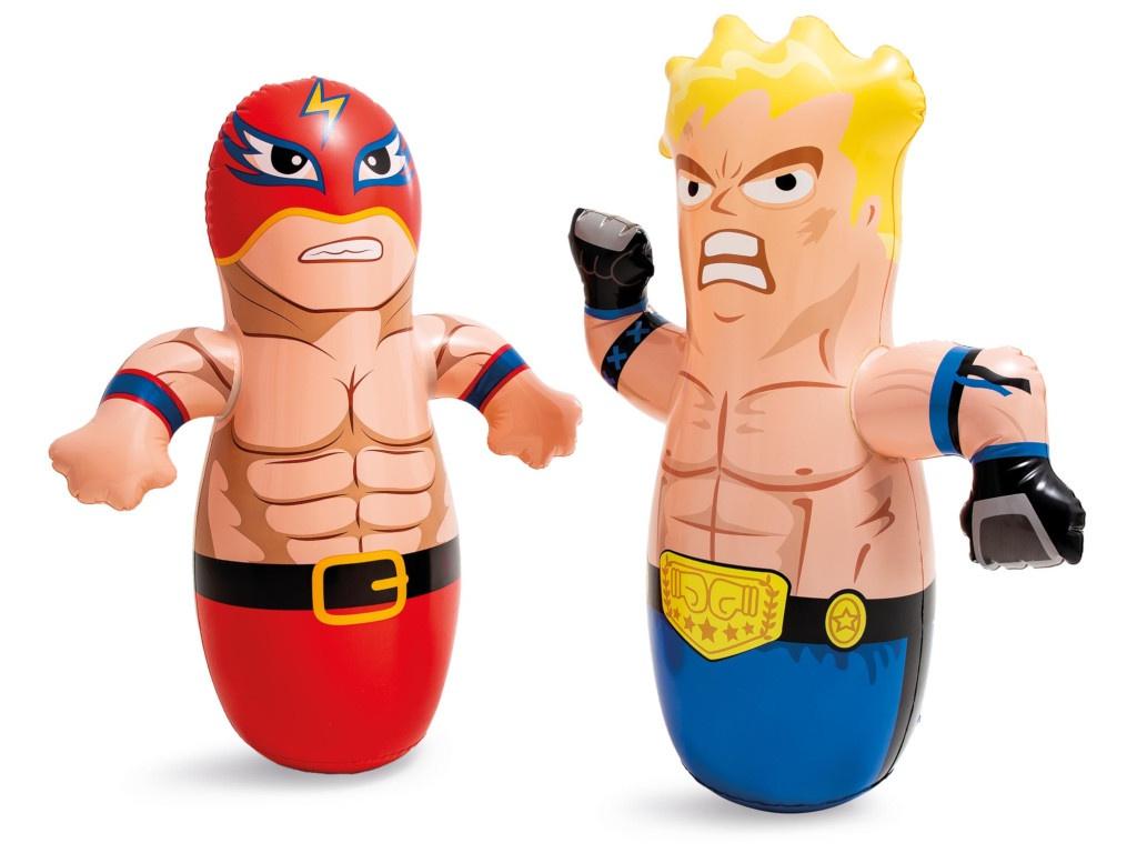 Надувная игрушка Intex Боксер и Борец 44672