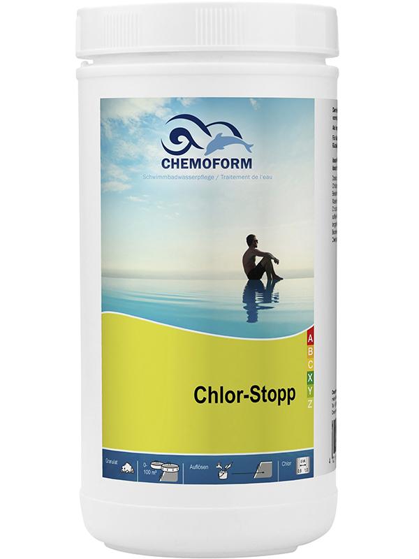 Хлор-стоп Chemoform 1kg 0585001