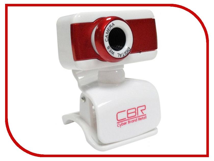 Купить Вебкамера CBR CW 832M Red