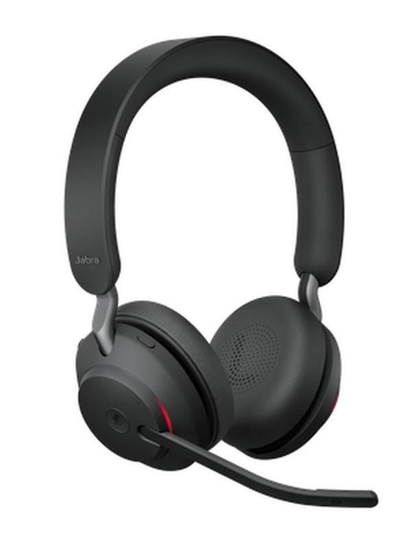 Наушники Jabra Evolve2 65 Link380a MS Stereo Black 26599-999-999