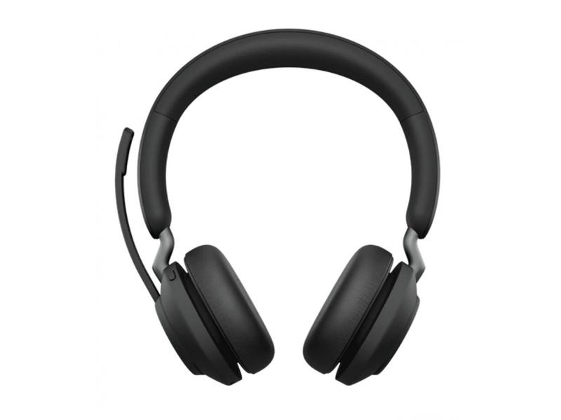 Наушники Jabra Evolve2 65 Link380a MS Stereo Stand Black 26599-999-989 наушники jabra evolve2 65 link380c uc stereo stand black 26599 989 889